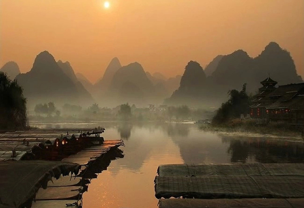 摄影师眼中的绝美 传达印象里的中国